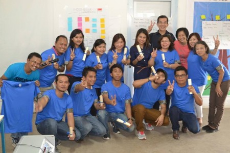 BBA Batam - Training of Trainers Graduation
